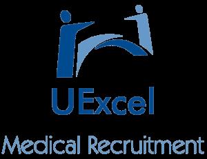 UExcel Medical Recruitment Logo